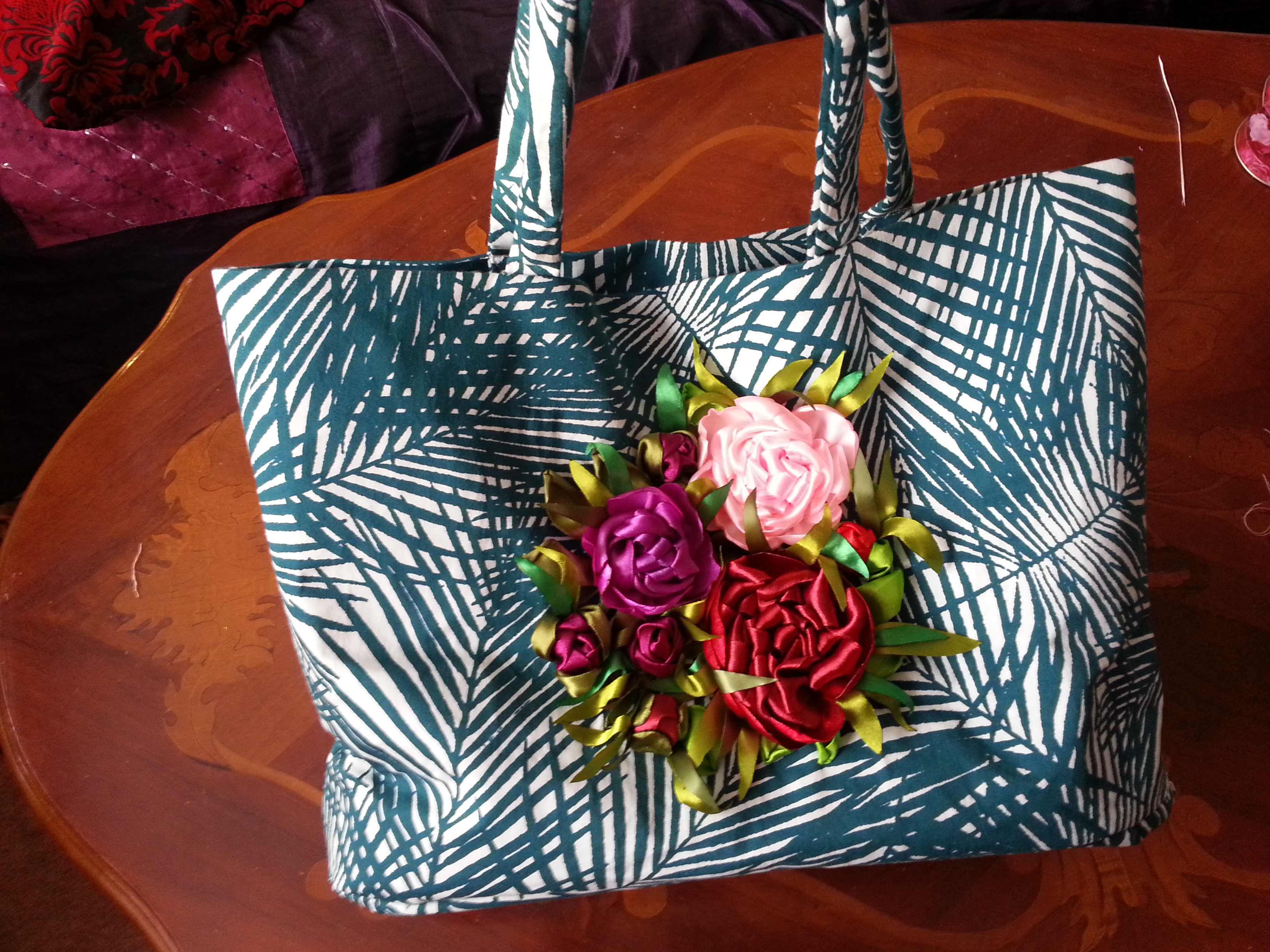 Beach bags welcome to the world of arts and crfts